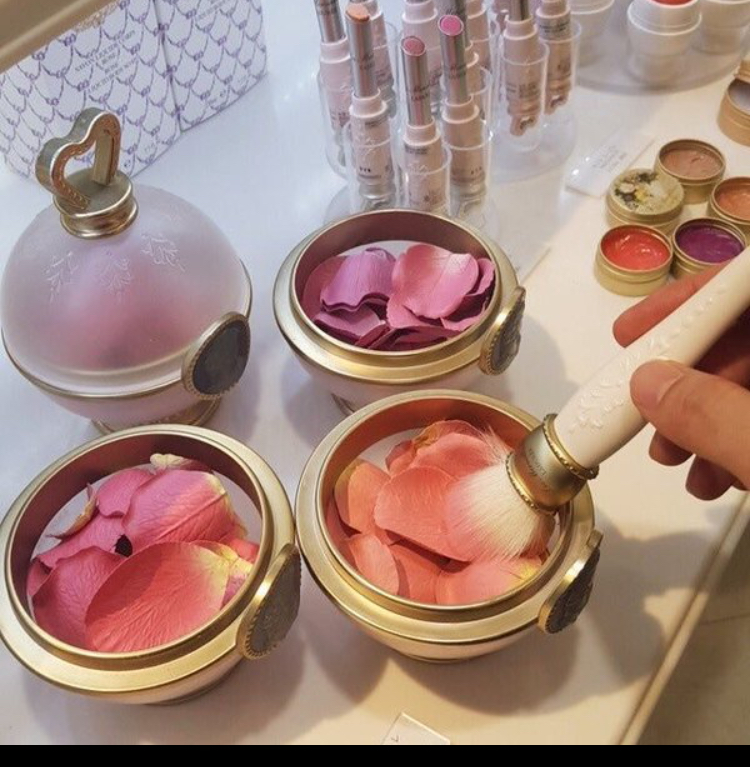 $150 for blusher