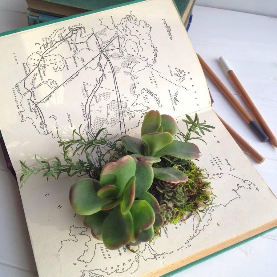 original_artificial-succulents-in-vintage-book-planter25