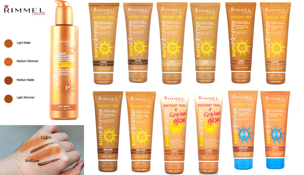Are you a Fake Tan Fanatic?